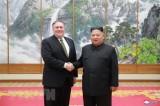 Ông Pompeo: Nhà lãnh đạo Kim Jong-un đã đồng ý gặp Tổng thống Trump