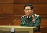 Đoàn đại biểu quân sự cấp cao Việt Nam dự ADMM 12, ADMM+ lần thứ 5