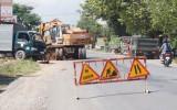 Bảo đảm an toàn giao thông mùa lũ
