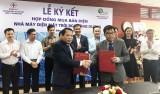 Công ty BCG Băng Dương ký kết hợp đồng mua bán điện với EPTC