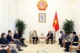 Thủ tướng Nguyễn Xuân Phúc tiếp Đại sứ du lịch Việt Nam