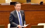 """Bộ trưởng Tô Lâm: Người nước ngoài còn """"thận trọng"""" với thị thực điện tử"""