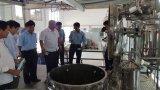 Ứng dụng thiết bị mới vào chiết xuất tinh dầu tại Cty CP Nghiên cứu Bảo tồn và Phát triển dược liệu Đồng Tháp Mười