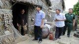 Bão số 9 chưa gây ảnh hưởng và thiệt hại tại Long An