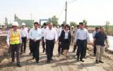 Phó Thủ tướng Thường trực Chính phủ  - Trương Hòa Bình tiếp xúc cử tri tỉnh Long An
