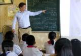 Bộ trưởng Phùng Xuân Nhạ: Đưa học tiếng Anh thành phong trào xã hội