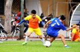 Khai mạc giải bóng đá Hiệp hội Sản xuất thanh long lần thứ 2
