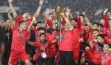 Chủ tịch AFC chúc mừng, khen ĐT Việt Nam xứng đáng vô địch AFF Cup