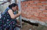 Thi công công trình làm sụt lún nhà dân nhưng gần 1 năm chưa khắc phục