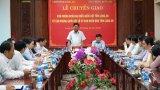 Chuyển giao Văn phòng Đoàn đại biểu Quốc hội tỉnh Long An về UBND tỉnh