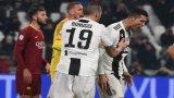 """Ronaldo gặp vận đen, Juventus vẫn """"hạ gục"""" Roma"""