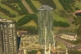 Australia sơ tán hàng nghìn người do nứt tòa tháp chung cư 38 tầng