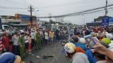 3 người chết, 18 người bị thương trong vụ TNGT nghiêm trọng tại ngã tư Bình Nhựt