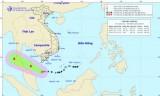 Bão số 1 giật cấp 11 tiến gần mũi Cà Mau, cảnh báo Nam Bộ có lốc xoáy