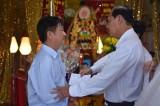 Long An tổ chức thăm gia đình nạn nhân tử vong trong tai nạn giao thông tại ngã tư Bình Nhựt