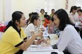 Trên 400 phụ nữ dự Tọa đàm chăm sóc sức khỏe phụ nữ