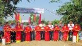 Tân Hưng khánh thành và bàn giao 8 công trình cầu nông thôn