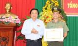 Công an tỉnh Long An triển khai nhiệm vụ năm 2019