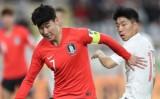 Son Heung Min tỏa sáng, ĐT Hàn Quốc thắng nhàn ĐT Trung Quốc, Đánh bại ĐT Philippines, ĐT Kyrgyzstan đứng thứ 3 tại bảng C