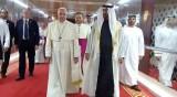 Giáo hoàng Francis bắt đầu thăm lịch sử tới quốc gia Hồi giáo UAE
