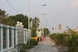 Thị trấn Thủ Thừa dần thay đổi diện mạo
