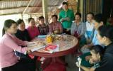 Tân Thạnh: Nuôi heo đất giúp người nghèo
