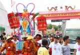Chủ động phòng, chống tội phạm, giữ gìn trật tự tại Lễ hội Làm Chay