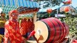 Chính thức khai mạc Lễ hội Làm Chay