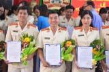 Long An bổ nhiệm 37 kiểm sát viên Trung cấp và Sơ cấp