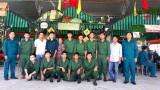 TP.Tân An: Khai mạc Hội trại Tòng quân năm 2019