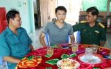 Đảng viên trẻ tình nguyện lên đường bảo vệ Tổ quốc