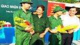 TP.Tân An: 131 tân binh lên đường nhập ngũ