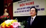 """Bộ trưởng Phùng Xuân Nhạ: Không để học sinh """"sợ"""" giờ học thể dục"""