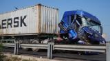 Tai nạn trên cao tốc TP.HCM - Trung Lương làm 1 người chết, 1 người bị thương