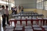 Tiny Hearts of Hope tài trợ gần 140 triệu đồng xây nhà ăn cho học sinh tại Châu Thành