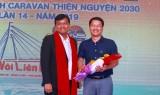 CLB Doanh nhân 2030 công bố chương trình Caravan thiện nguyện 2030 năm 2019