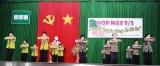 Châu Thành tổ chức hội thi duyên dáng áo bà ba
