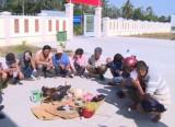 Bắt 11 đối tượng tham gia đá gà ăn tiền ở Sóc Trăng