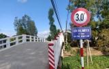 Bạc Liêu: Tháo bảng tên cầu mang tên Phó Chủ tịch xã
