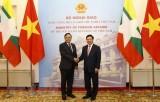 Kỳ họp lần 9 Ủy ban hỗn hợp về hợp tác song phương Việt Nam-Myanmar