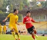 Long An giành chiến thắng trước đội bóng láng giềng Đồng Tháp