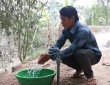 Nâng cao tỷ lệ cấp nước sạch cho người dân