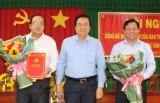 Ông Nguyễn Minh Lâm giữ chức vụ Bí thư Thị ủy Kiến Tường