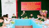 Biên phòng Long An - Tây Ninh - Bình Phước hiệp đồng bảo vệ biên giới tiếp giáp 2019