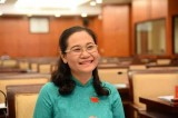 Bà Nguyễn Thị Lệ được bầu làm Chủ tịch Hội đồng Nhân dân TP.HCM