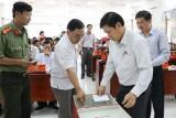 Ông Nguyễn Văn Đát được bầu làm Bí thư Huyện ủy Mộc Hóa