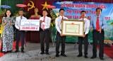 Thị trấn Tân Thạnh đạt chuẩn văn minh đô thị