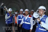 Thủ tướng thị sát công trình xây dựng metro tại Thành phố Hồ Chí Minh