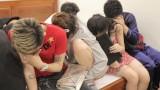 9 cô gái ở miền Tây cùng nhóm thanh niên chơi ma túy trong quán karaoke
