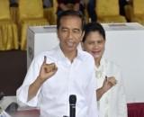 Bầu cử Indonesia: Đương kim Tổng thống Widodo đang dẫn đầu